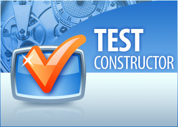 Test Constructor Screen shot